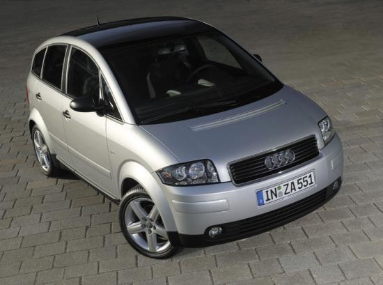 アウディA2<br /> Audi A2<br />...